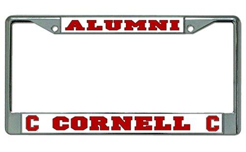 - CORNELL ALUMNI Photo License Plate frame
