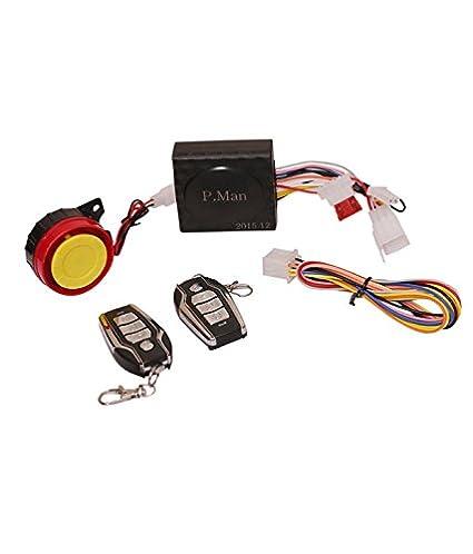 Car Alarm Shock Sensor Wiring Diagram  Doorbell Wire Connection