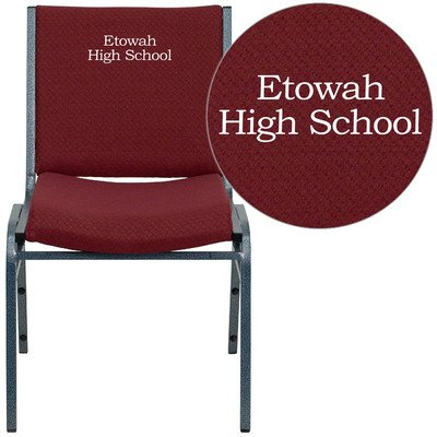 Hercules Series Personalized Stackable Guest - Classroom Chairs Music