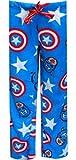 Marvel Captain America Women's Plush Fleece Lounge Sleep Bottom Pants PJ (Large)