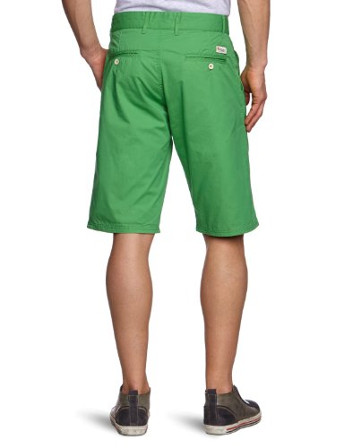 Lerros - Pantalón corto para hombre Verde 651
