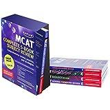 Kaplan MCAT Review Complete 5-Book Subject Review (Kaplan Test Prep)