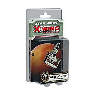 Star Wars: X-Wing - Mist Hunter: Toys & Games