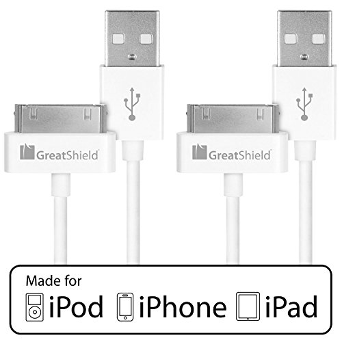iphone-4s-cable-greatshield-3ft-09m-2-pack-apple-mfi-certified-30-pin-2-in-1-usb-sync-charge-data-ch