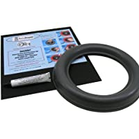 JL Audio 10W7 Speaker Foam Edge Repair Kit, 10, 10W7, Extra Wide Roll, FSK-10JL-W7-1 (Single)