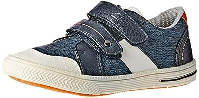 Clarks Boys Junior Shoes, Blue, 10 AU