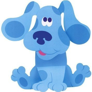 Blues Clues Birthday - Blue's Clues Stand-Up Centerpiece