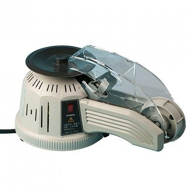 Tach-It Z-Cut 2 Carousel Semi-Automatic Definite Length Tape Dispenser by Tach-It