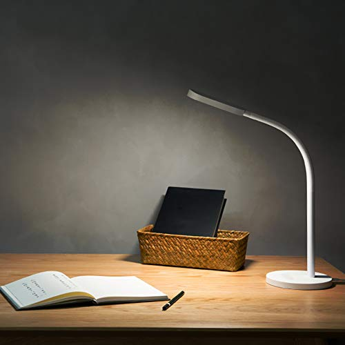 Lixada1 LED Desk Lamp Light Seneitive Touch Control 5 Levels Brightness Adjustable Dimmable 5 LevelsColor Temperature Changing USB Powered with Built-in 2000mAh High Capacity Rechargeable Battery by Lixada1 (Image #1)