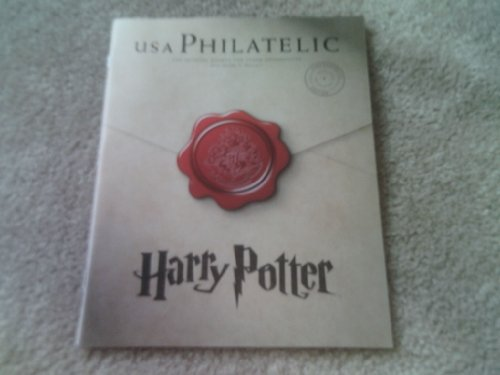 "2013 USA Philatelic Magazine (Limited Edition) ""Harry Potter"" Cover Volume 19 Quarter 1"