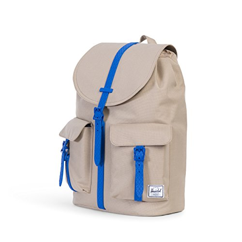 Tan Synthetic X Herschel Dawson Rubber Peacoat Leather Small Native Cobalt Brindle qfZfIOw