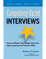 Competency-based Interviews Revised Edition
