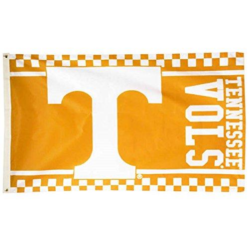 Tennessee Volunteers Premium 3'x5' Flag (Tennessee Volunteers Garden Flag)