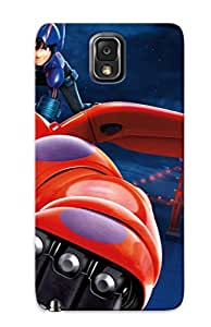 First-class Case Cover Series For Galaxy Note 3 Dual Protection Cover Big Hero 6 336ffcd6395