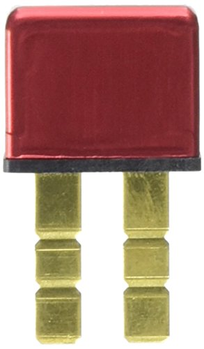 Bussmann UCB-10 Circuit Breaker (, Type I, ATC Footprint Automotive 'Snap-Off' - 10 A), 1 Pack -