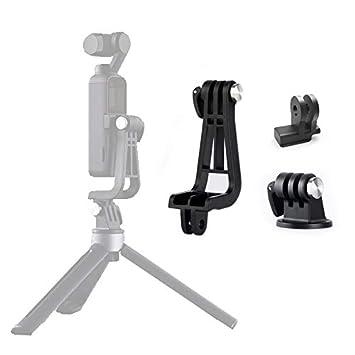 Honbobo PGYTECH Universal Montar Kit Adaptador para dji Osmo Pocket, Adaptador de extensión para Más
