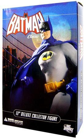 (Batman (Classic) 13-Inch Deluxe Collector Figure)