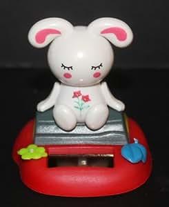 Solar Powered Bunny Dancing Toy