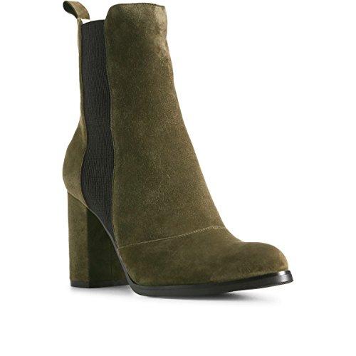180 Vert Bear Bottes the Bich Green Femme S Shoe WxqnF6c5C5