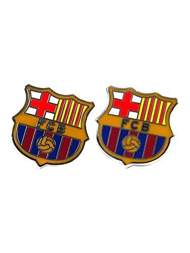 Barcelona Cufflinks - Barcelona F.C Cufflinks MD