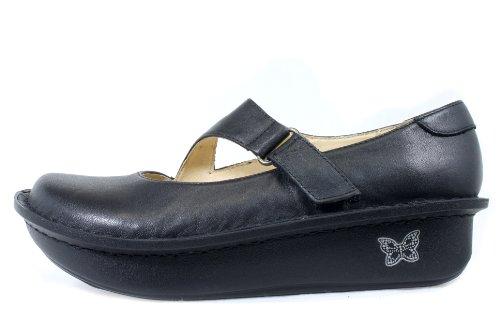 Women's Napa Dayna Alegria Professional Black Leather dSqYSnw4A