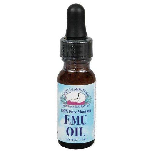 Montana Emu Ranch Company 100% PURE MONTANA EMU OIL Liquid