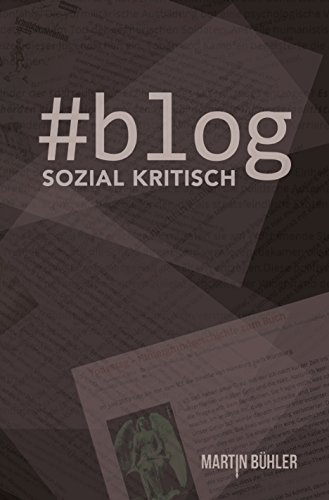 Amazoncom Blog Sozial Kritisch German Edition Ebook Martin