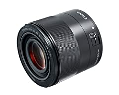 The EF-M 32mm f/1.4 STM is a 51.2Mm-equivalent prime characterized by its impressively bright f/1.4 maximum aperture. This fast design allows for greater control over depth of field for working with selective focus techniques, and shooting in...
