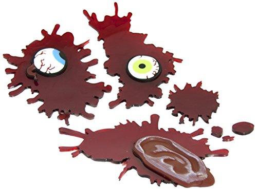 Rubie's-Stickys sangrientos for Halloween, One Size -