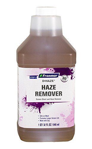 Franmar D-Haze Screen Printing Ghost and Haze Remover (Quart)