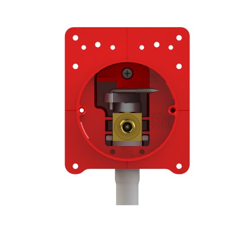 LSP OBFPS-112-RK-LL CPVC Fire Stop Low Lead Rough Kit, Red