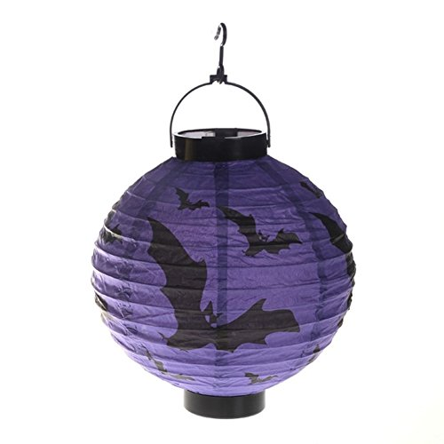 Halloween lanterns/ activity items/Mobile hanging pumpkin paper (Hanging Paper Mobile)