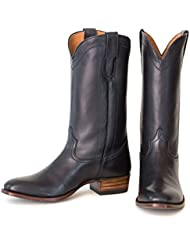 Ranch Road Boots Mens Capistrano Cowboy Boot with Walking Heel US