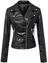 Women Leather Jackets | Gommap Blog