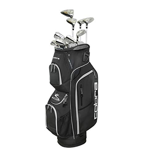 Cobra Golf 2019 XL Speed Complete Set (Men's, Black, Right Hand, Steel, Regular Flex)