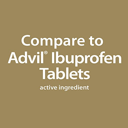 GoodSense Ibuprofen Pain Reliever/Fever Reducer Tablets (NSAID), 200 mg, 50 Count by Good Sense (Image #1)