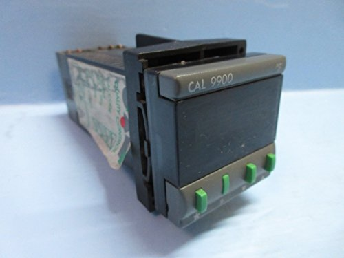 CAL CONTROLS 991.11F TEMPERATURE CONTROLLER, THERMOCOUPLE / 2WIRE, 1/16 DIN, 6VA, 115VAC, 50/60 HZ, 1 RELAY OUTPUT AT 5 AMPS, 250 VAC RESISTIVE, SPDT, 1 RELAY OUTPUT AT 3 AMPS, 250 VAC RESISTIVE, SPDT ()