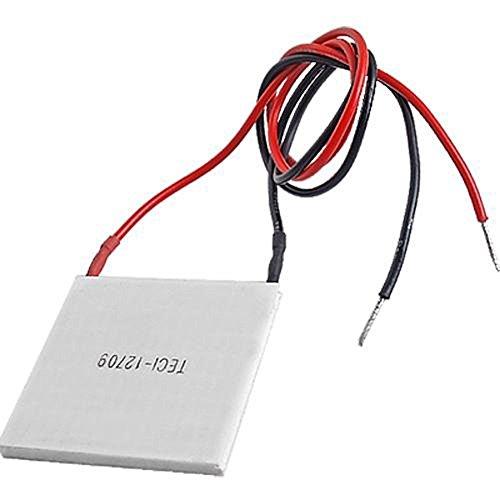 Diymore 10Pcs TEC1-12709 Heatsink Thermoelectric Cooling Cooler Peltier Plate Module by diymore (Image #3)