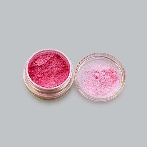 Liamostee 12 Color Mica Pigmento Polvo para Jabón Cosméticos Resina Colorante Teñido Manicura