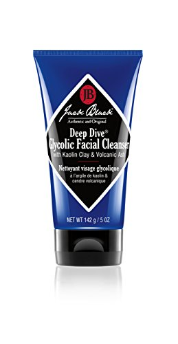 Jack Black Deep Dive Glycolic Facial Cleanser, 5 fl. oz.