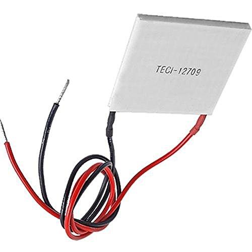 Diymore 10Pcs TEC1-12709 Heatsink Thermoelectric Cooling Cooler Peltier Plate Module by diymore (Image #2)
