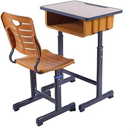 Juego de escritorio y silla para niños escritorio para estudiantes ...