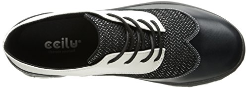 Ccilu Mens Duke Walking Shoe Bianco