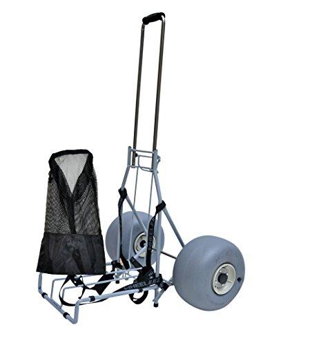 Folding Beach Cart by Wheeleez - New (Plow Cart)