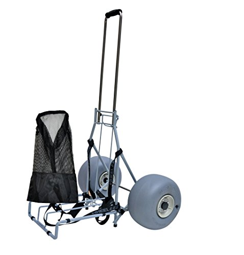 Wonder Wagon - Folding Beach Cart by Wheeleez - New Model