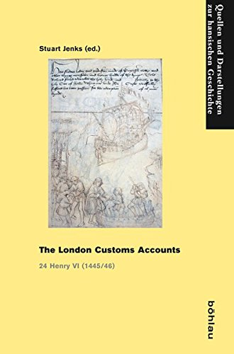 Price comparison product image The London Customs Accounts