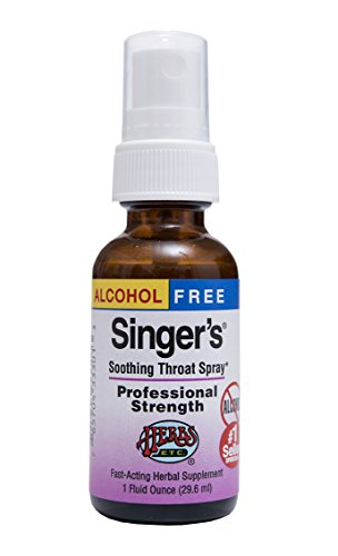 Singer's Saving Grace Professional Strength - Non-Alcohol