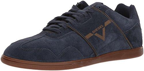 Diesel Mænds Glade Timer S-zip Luxx Sneaker Blå Iris BHqCUA