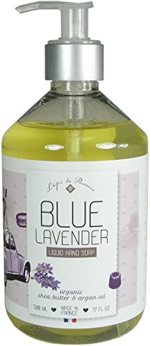 Amour de France by l'Epi de Provence Blue Lavender Liquid Ha