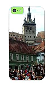 Special Scarcejjucs Skin Case Cover For Iphone 5c, Popular Festival In Sighisoara, Romania Phone Case